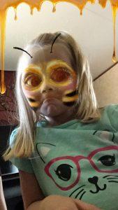 Abigail is a bee.
