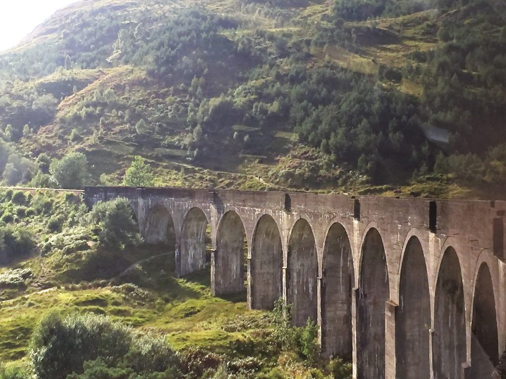 Harry Potter bridge!