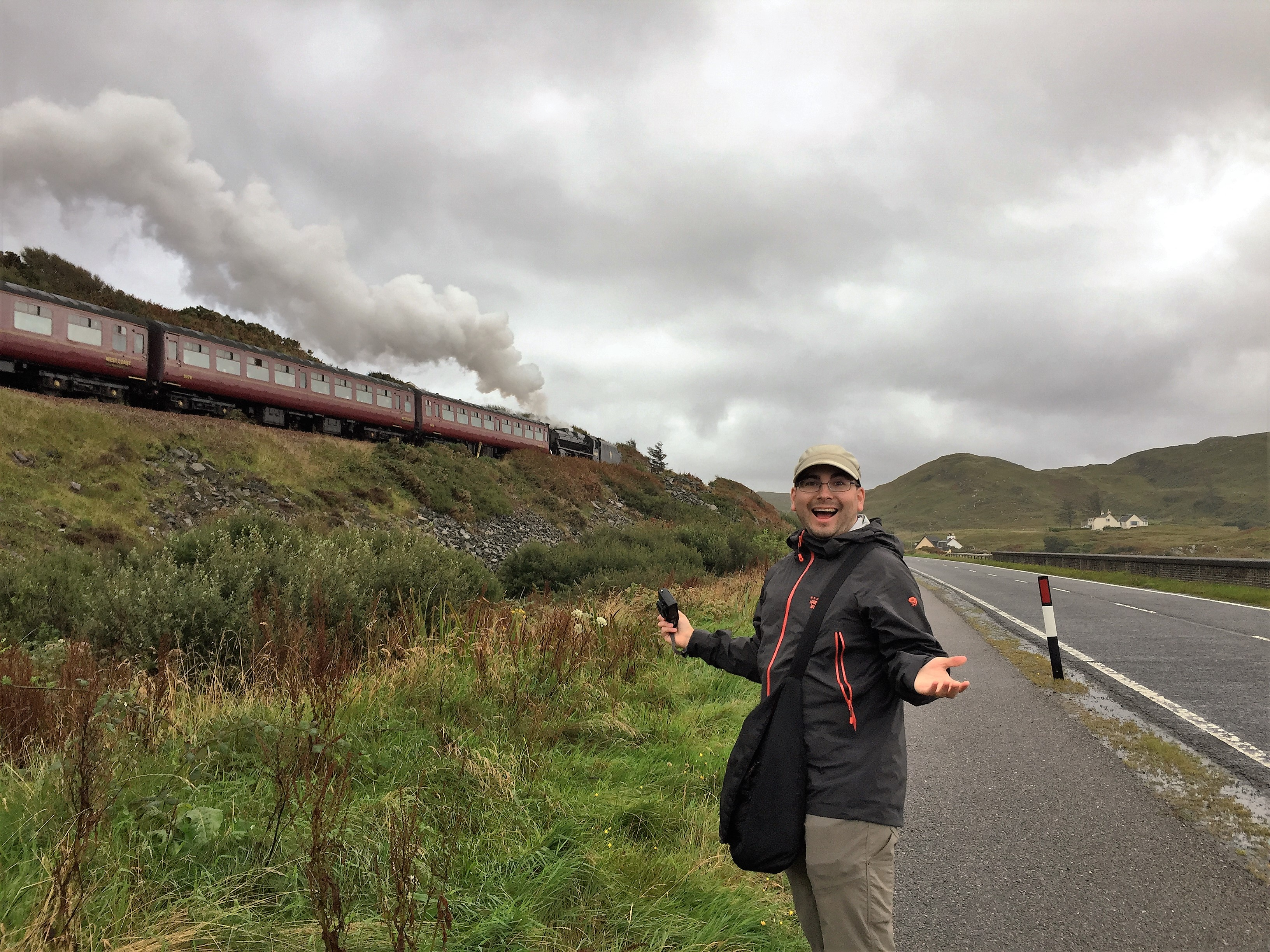 It even has steam trains. What more could a person want in a town?